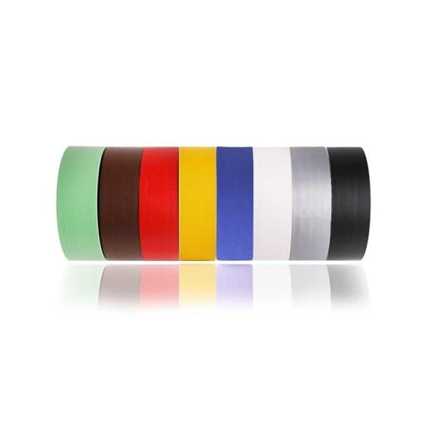칼라 면 테이프 무광 50mm x 50M/청테이프/청면테이 상품이미지