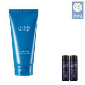 HOMME Active Water Foam Cleanser 150ML