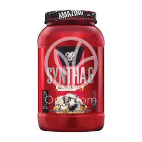 신타6 콜드스톤 벌스데이케이크 프로틴 파우더 25 서빙 유청 단백질 보충제 1.17 kg