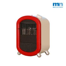 미니 전기히터 타이머 설정 캠핑용 온풍기 MKS-F60QA