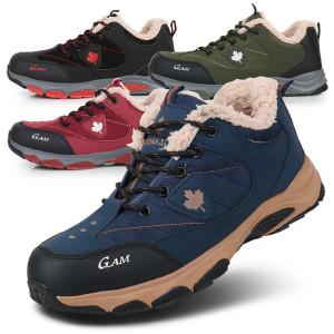 남자 겨울털신발 방한화 방한신발 트래킹화 겨울신발