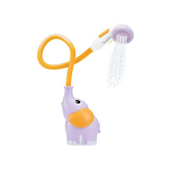 물 뿜는 코끼리 샤워기 퍼플 D420 상품이미지