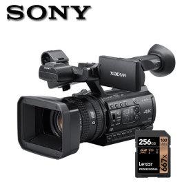 소니정품 PXW-Z150 4K지원256G/융증정 4K업무용캠코더