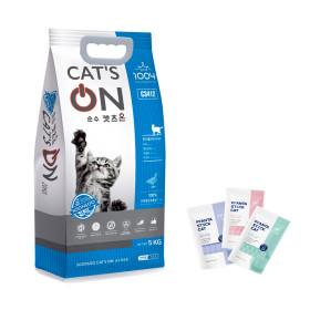 캣츠온 5kg 고양이사료