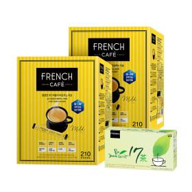 카페믹스/믹스커피/ 프렌치카페 커피믹스 420T+맛쿡+컵