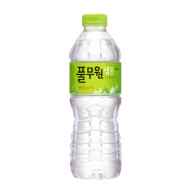풀무원샘물 500mlx40 생수 대용량생수 먹는샘물 물