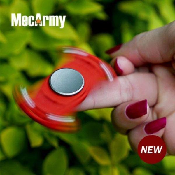 맥아미(Mecarmy) 하이브리드 베어링 피젯 스피너-성 상품이미지