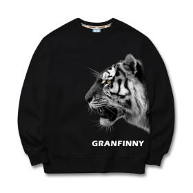 그랜피니 남녀공용 맨투맨 티셔츠 NGMB 빅사이즈