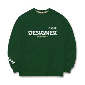 그랜피니 남녀공용 맨투맨 티셔츠 NGMF 빅사이즈