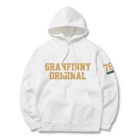 그랜피니 남녀공용 후드 티셔츠 GHC 빅사이즈