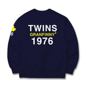 그랜피니 남녀공용 맨투맨 티셔츠 GMP 빅사이즈