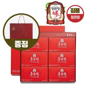 정관장 홍삼원 70ml  30포 선물하기 좋은 쇼핑팩 증정