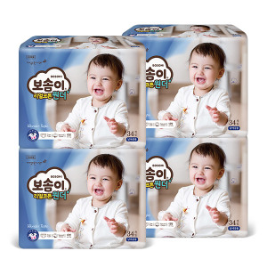 원더 밴드 대형 공용 34매 x 4팩 + 상품권증정
