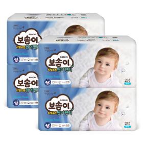 원더 팬티 특대 남아 26매 x 4팩