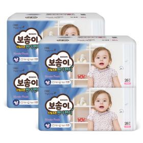 원더 팬티 특대 여아 26매 x 4팩