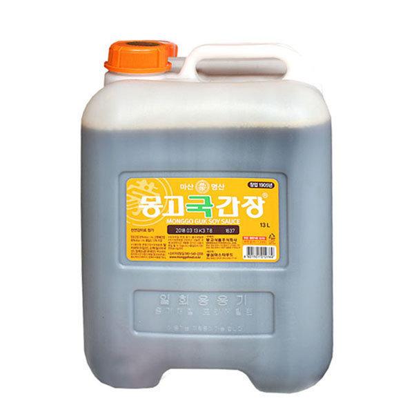 몽고 국간장 13L / 마산몽고간장 상품이미지
