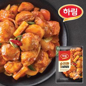 하림 안동식 순살 찜닭/닭갈비 2봉