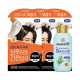 Easy Hair Dyeing Like Shampooing Blackish Brown 3pcs(Total 9-use) +Gift