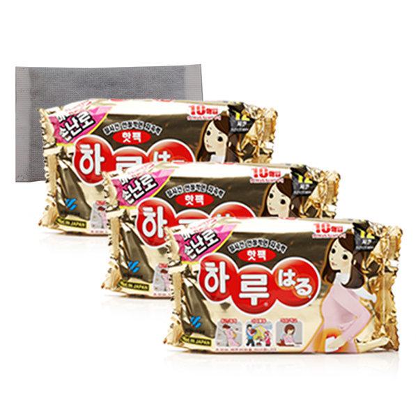 일본정품 미니손난로 하루핫팩10px 3세트 /온팩/찜질팩 상품이미지