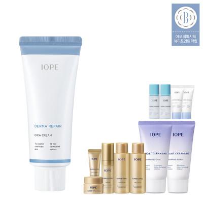 IOPE Derma repair cica cream 100ml