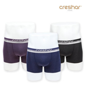 크레샤르드로즈3매세트/남자속옷/남성팬티/멜란지