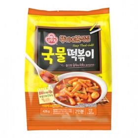 오뚜기)뚜기네 분식집 국물떡볶이 426G