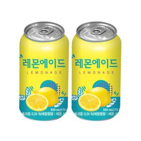 일화 레몬에이드 355ml x 24캔 1박스