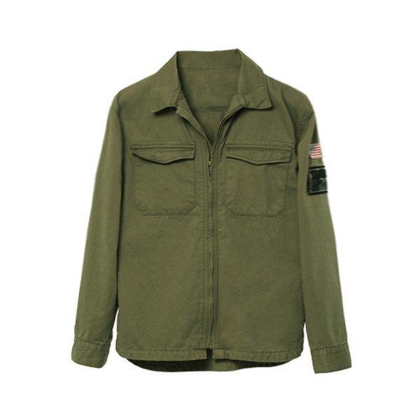 (라이더커뮨) riderc Military facket back pt 상품이미지