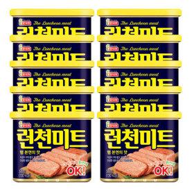 롯데 런천미트 340g x 10캔 / 햄통조림 햄