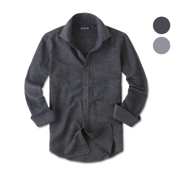 기모 기본스타일 셔츠 남방 남자셔츠 남성셔츠 M206 상품이미지
