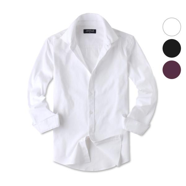 기모 기본스타일 셔츠 남방 남자셔츠 남성셔츠 M201 상품이미지