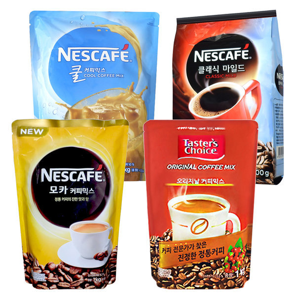 네스카페 모카 커피믹스 1kg 초이스 오리지날/ 자판기 상품이미지