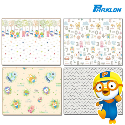 PARKLONWell-being Playroom Mat Pororo Kids Play Thermal Living Room Soundproof