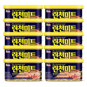롯데 런천미트 200g x 10캔 / 통조림 햄 통조림햄