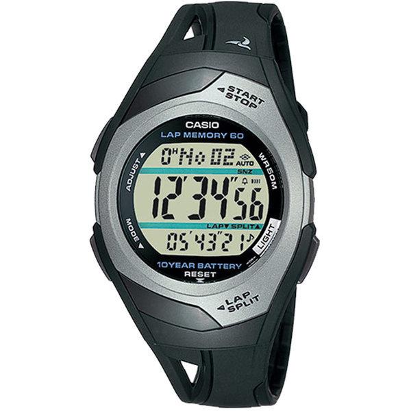카시오정품 STR-300C-1V 마라톤 손목시계 남자여자 상품이미지