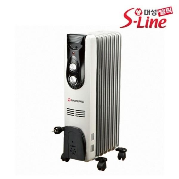 라디에이터 7핀 DSRA-7 히터 동파방지 난로 / SKD 상품이미지