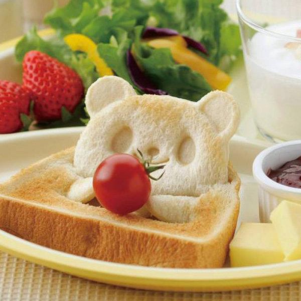 빵DE POP-UP-76189 /팬더 식빵틀/샌드위치틀 상품이미지