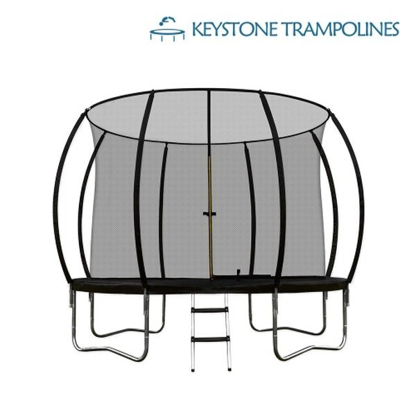 키스톤 프리미엄 펌킨 대형 트램폴린 8피트 250cm 상품이미지