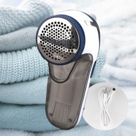 세탁소 전문가용 보풀제거기 FX-814 전기식 충전식겸용