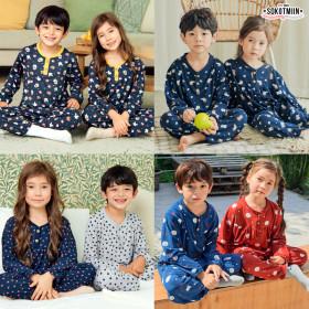 온가족홈웨어/아동잠옷/여름잠옷/베이비잠옷/키즈잠옷