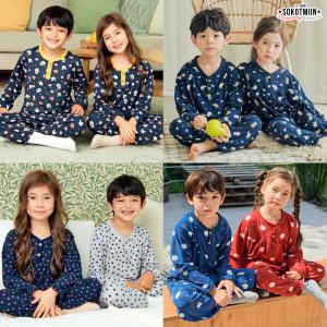 [속옷미인]아동잠옷/잠옷/홈웨어/수면잠옷/파자마/아동내복/내의