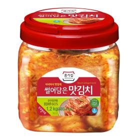 종가집 맛김치 1.2KG(용기)