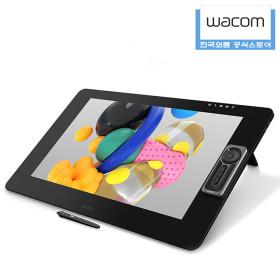 (어도비사용권 증정)와콤 신티크 프로24 DTK-2420