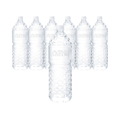 SPARKLE Mineral Water 2L X30 bottles