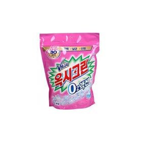 옥시크린 O2액션 살균맥스파워 리필 1.5kg 오투액션