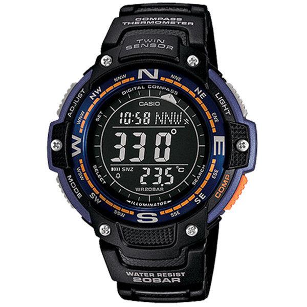 카시오정품 SGW-100-2B 산악용 나침반 스포츠손목시계 상품이미지