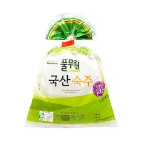 풀무원_국산숙주_350G