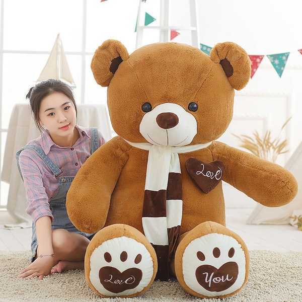 곰인형 대형곰인형 곰돌이인형 대형인형 큰인형 상품이미지