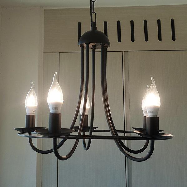 그랑프리 5등 LED거실등 인테리어조명 방등 주방등 상품이미지