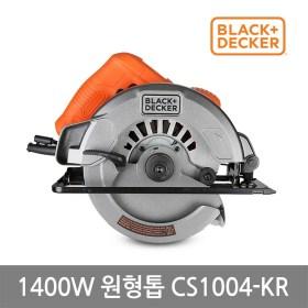 블랙앤데커 1400W 원형톱 CS1004-KR(7인치)베벨각 조절